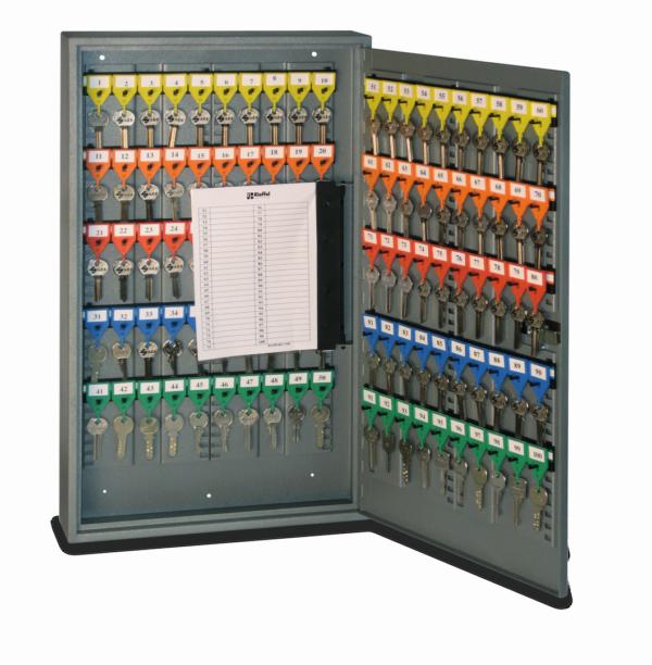 Armoire à clés KyStor Série KR-25.100-index
