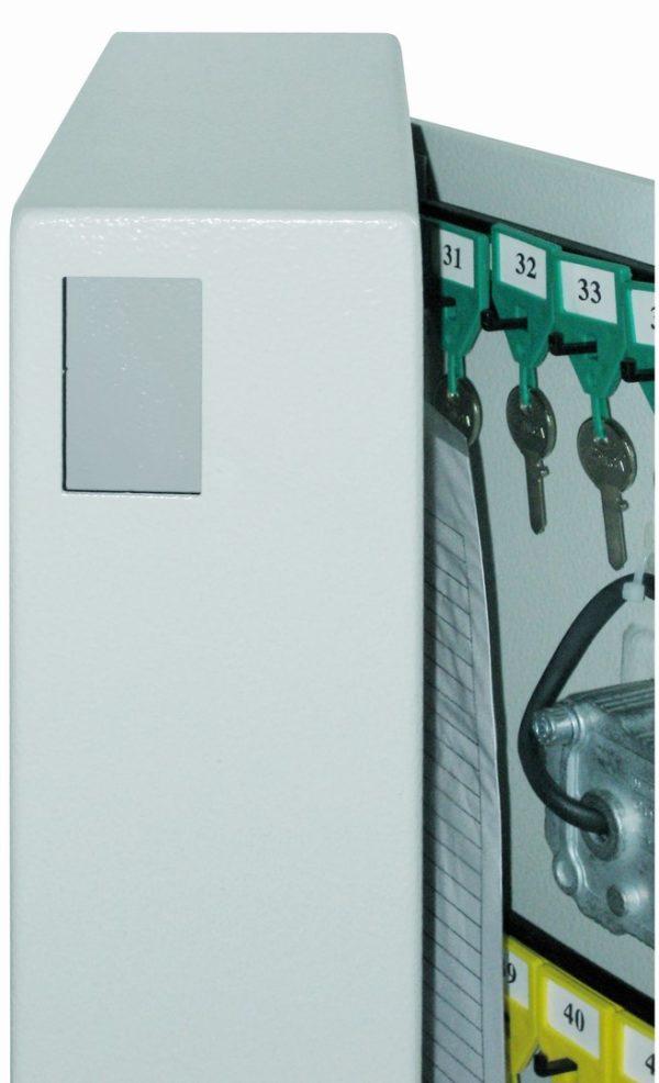 Armoires à clés KyStor Série KR-42.42 E Canal latéral de réception de clés 2