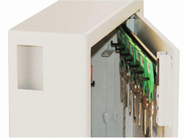 à clés KyStor Série KR-42.42 E Canal latéral de réception de clés